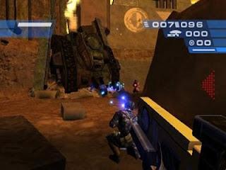Warhammer 40,000: Fire Warrior Ps2 Iso Mega Ntsc Descargar Juegos Para PlayStation 2