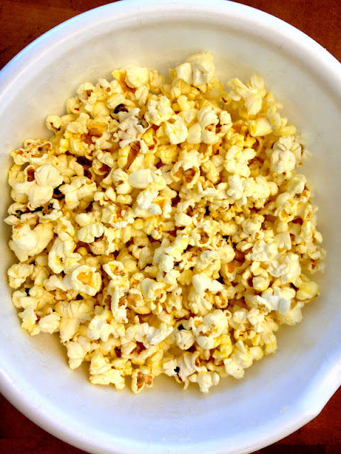 Quick And Easy Kettle Corn