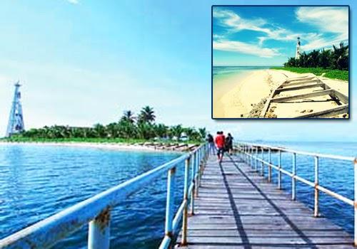 Pulau Beras Basah Kalimantan