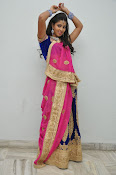 Pavani Gorgeous in half saree-thumbnail-9