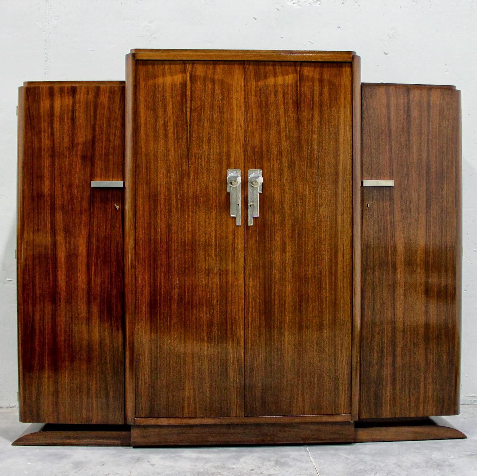 El mueble Art deco - Vuelta de Tuerca