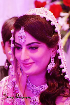 Babar Khan And Sana khan Wedding images