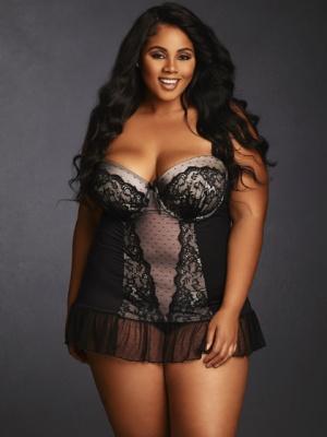 Big girl lingerie