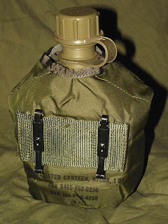 M1967 1 Quart Canteen Cover & Canteen