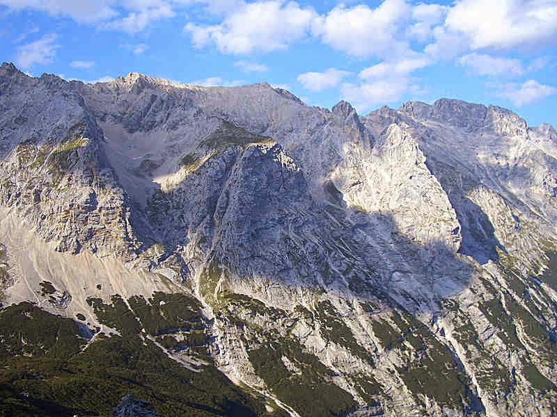 Outer Höllentalspitze