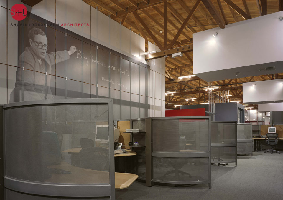 Industrial Office Cubicles : Imagine these office interior design ogilvy culver