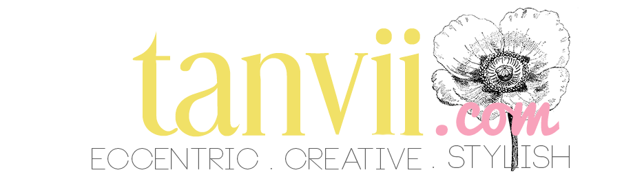 Tanvii.com | Fashion, Fitness, Food & Travel Blog by Tanvi Rastogi