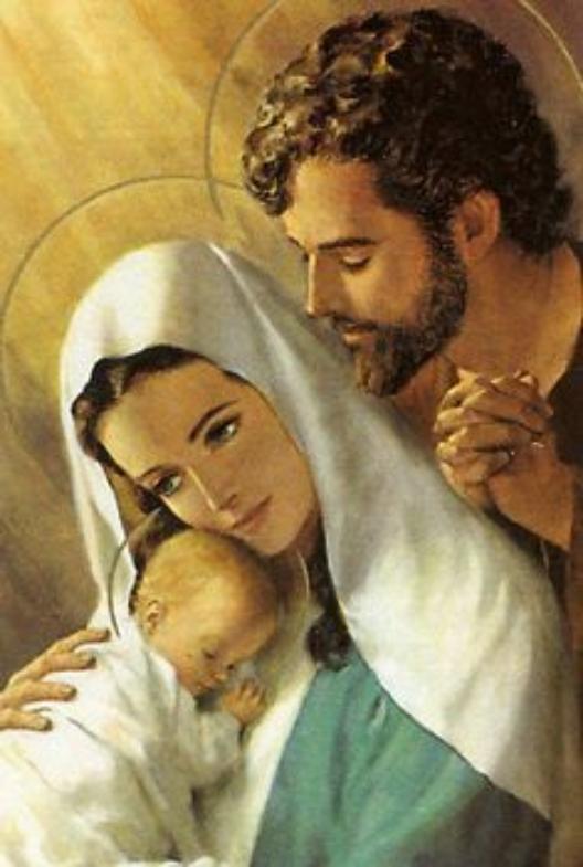 San Giuseppe, prega per noi e aiutaci a fare nostre le tue virtù.