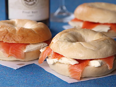 Classic Smoked Salmon & Cream Cheese