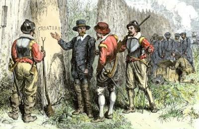 Roanoke…Το 450 ετών μυστήριο της εξαφάνισης μιας αποικίας -video