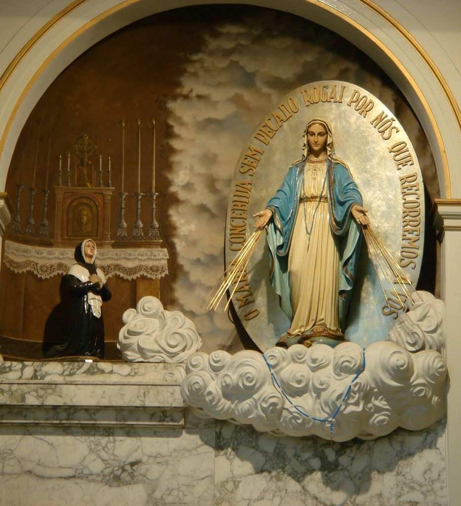 Lourdes e suas apari es rue du bac la salette lourdes e f tima uma corre - Poltrona frau rue du bac ...