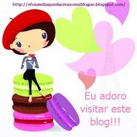 Adoro o blog