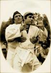 صمد و قوچ علی بازیگر سینما پرویز صیاد متولد ۱۹۳۹ لاهیجان