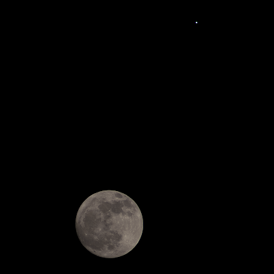 moon and spica