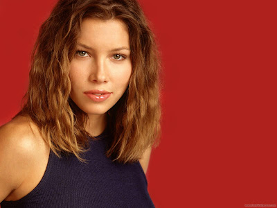 Jessica Biel Hollywood Model Wallpaper-1600x1200-01