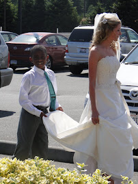 Cousin Becky's Wedding