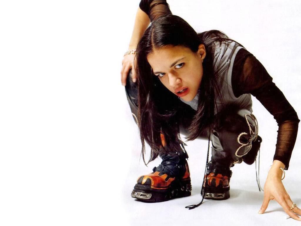 Michelle Rodriguez Wild Look 16