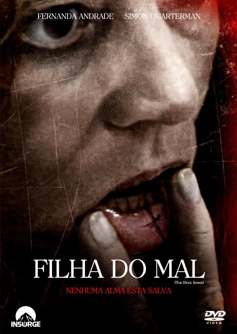 Filme Filha Do Mal + Legenda