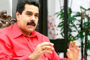 Con Nicolas Maduro la Revolución está seguro