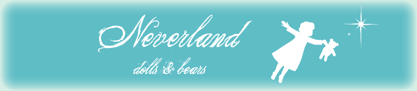 Neverland dolls & bears