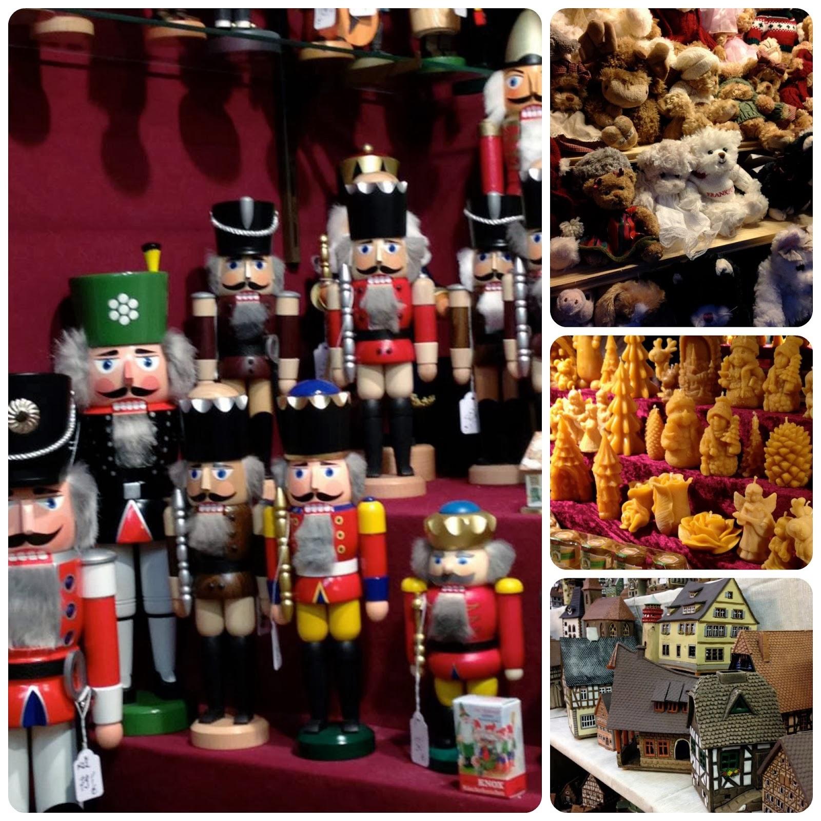 cosas alemanas handmade, mercadilllo alemán, navidad alemana