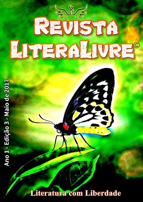 REVISTA LITERALIVRE 3ªEDIÇÃO