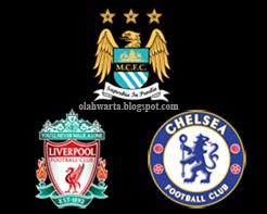 City Liverpool Chelsea