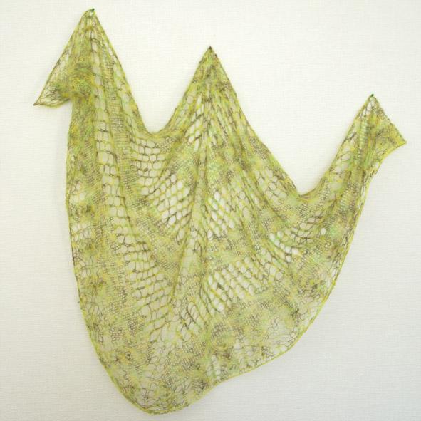 шаль, бактус, платок