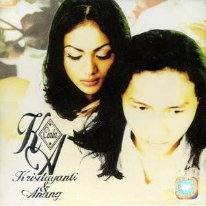 Krisdayanti Feat Anang - Cinta (Full album 1996 )