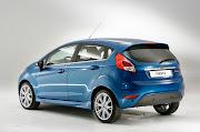 Ford apresenta lá fora reestilização do New Fiesta.