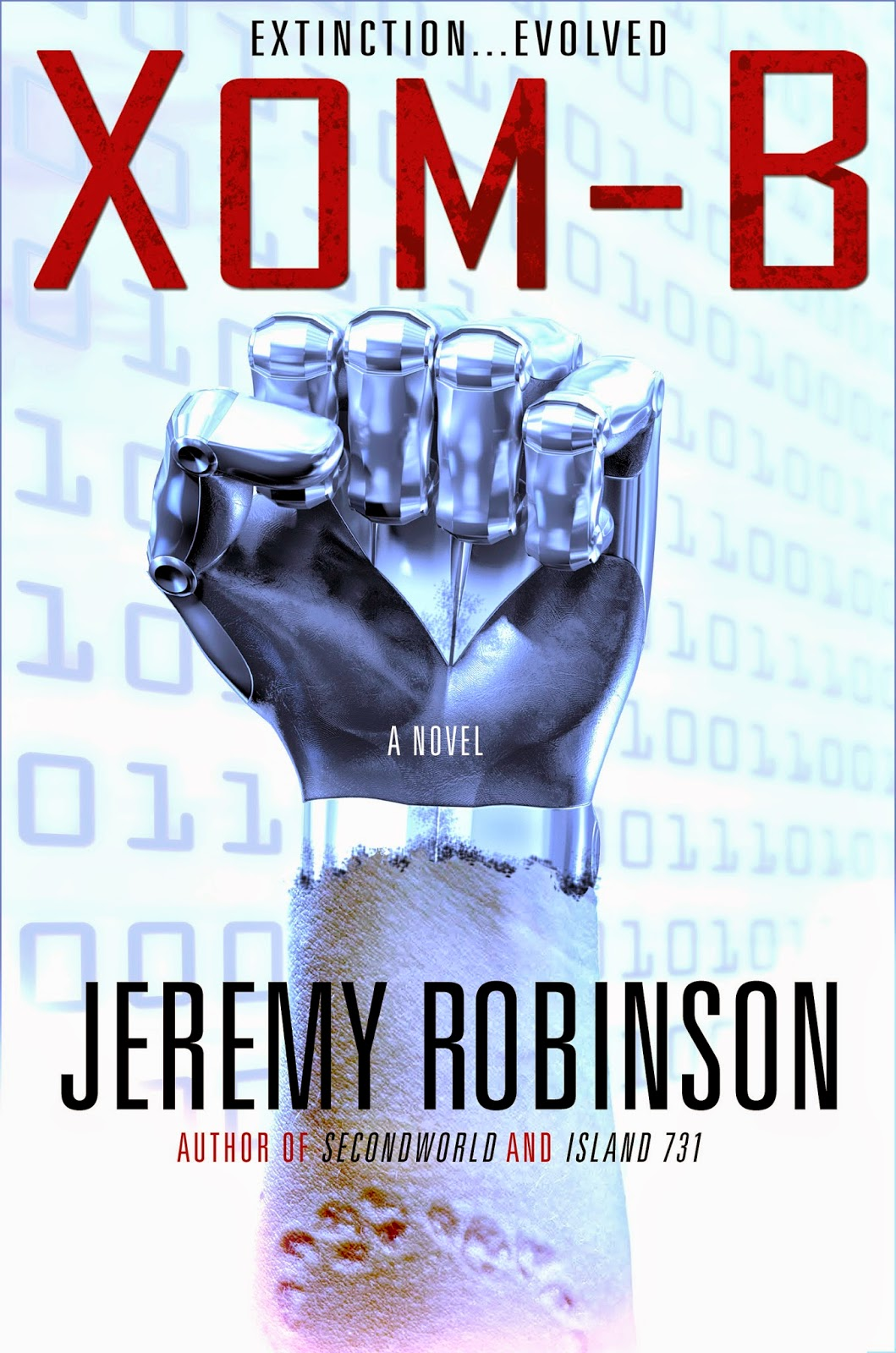 Minireviews: Xomb By Jeremy Robinson And Hot Lead Cold Iron By Ar Marmell  (reviewed By Mihir Wanchoo)