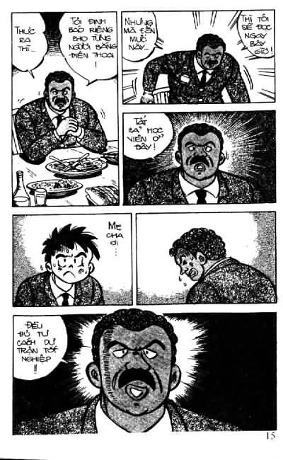 Jindodinho - Đường Dẫn Đến Khung Thành III Tập 26 page 15 Congtruyen24h