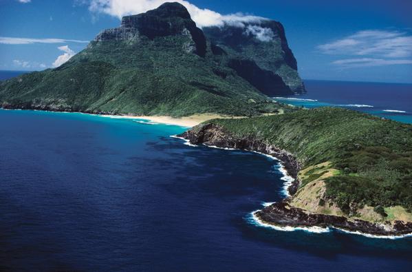 Lord Howe Island Australia Glittering