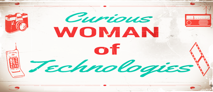 Curious Woman Of Technologies