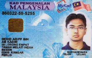 KTP Malaysia