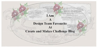 I am DESIGN TEAM FAVOURITE