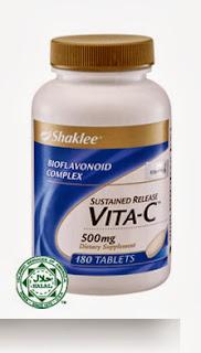 Vitamin C Plus 500 mg Sustained Release Shaklee telah kembali !!! - ida khairani
