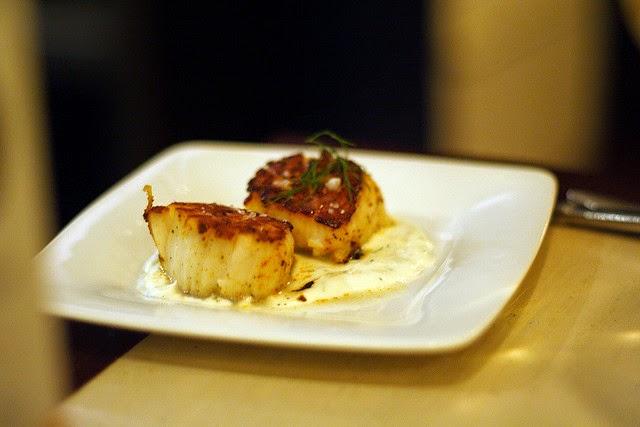 Street food cuisine du monde recette de coquilles saint - Cuisiner des coquilles saint jacques ...