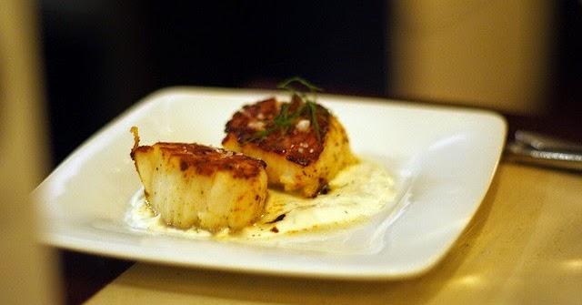 Street food cuisine du monde recette de coquilles saint for Entree chaude rapide