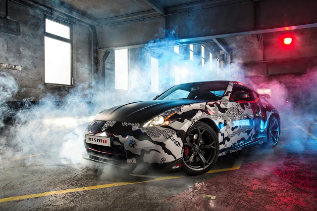 Nissan 370Z NISMO to Debut with an Entry in 2013 Gumball 3000 Rally