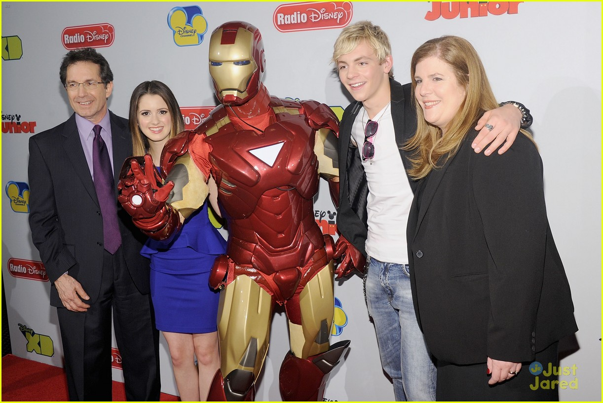 The Red Carpet of the 2013 Disney Channel Kids Upfront held at