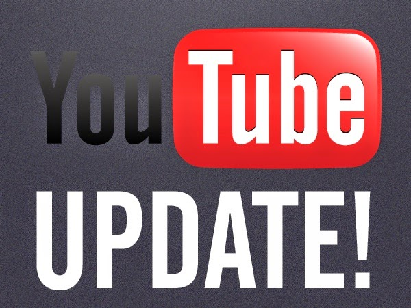 Youtube Updates
