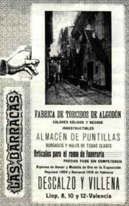 1913 LAS BARRACAS