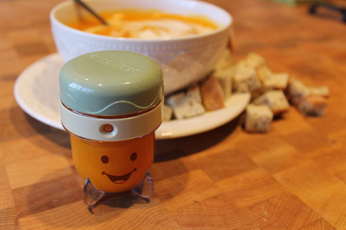 Sous chef baby easiest recipe for you and baby butternut squash soup 1 2 cups chicken stock or vegetable stock pinch of cinnamon 1 2 tbsp maple syrup salt and pepper forumfinder Choice Image