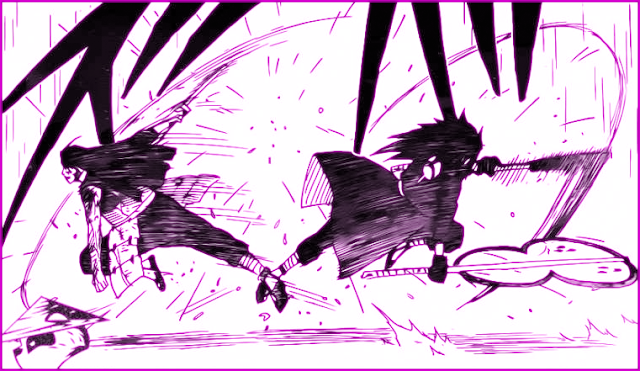 Last battle hashirama and madara