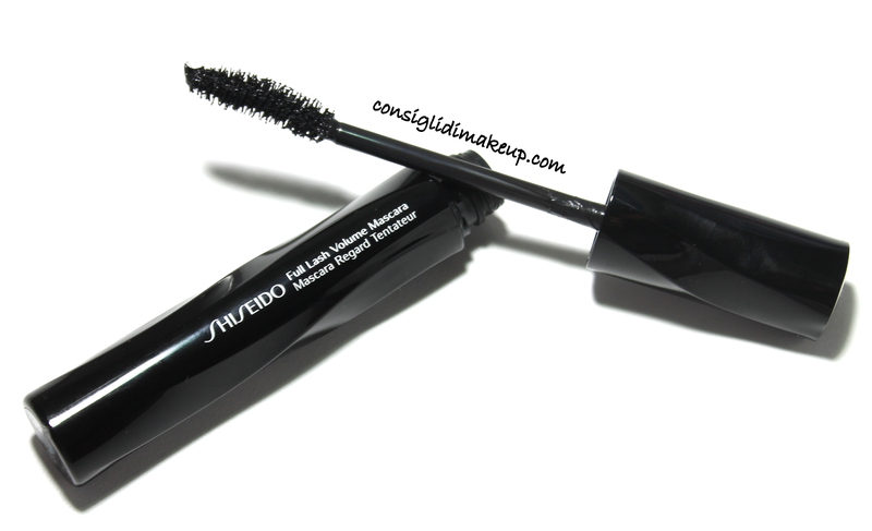 b5b02831467 Review: Mascara Full Lash Volume - Shiseido - Consigli di Makeup ...