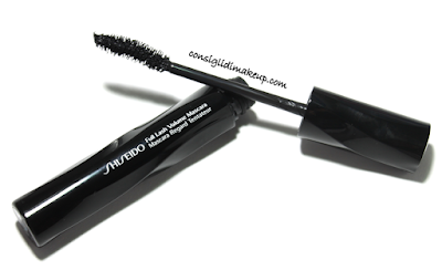 Review: Mascara Full Lash Volume - Shiseido