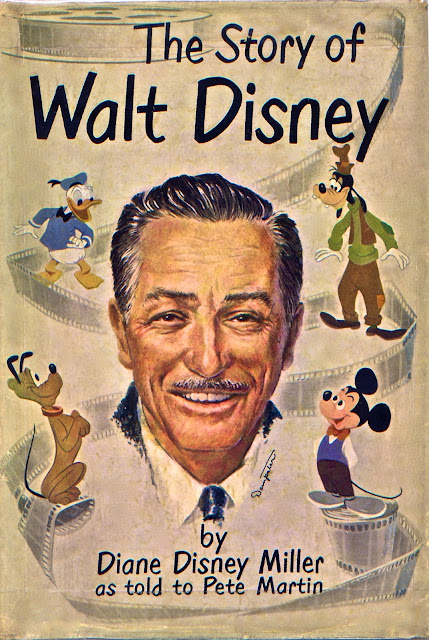 the life story of walt disney The pieces used to assemble this toy-dimensional universe are agreeably supersized, from the tinker toy fences the size of satellite dishes and water mains to the life-size (because they're alive .