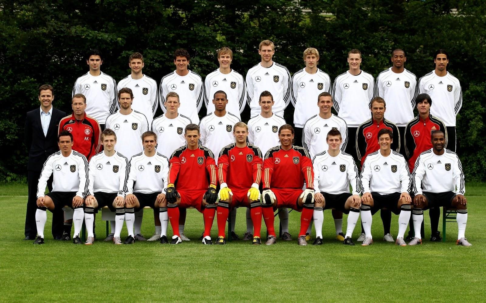 Football Team Bayern Munchen