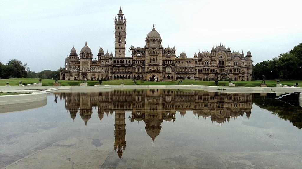 Laxmi Niwas Palace, Vadodara